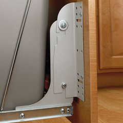 Door Mounting Kit Silver <small>(#RV-DM117-KIT)</small>