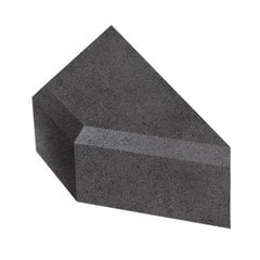 Wilsonart Bevel Edge - Salentina Negro - 4 ft (Pack of 3)