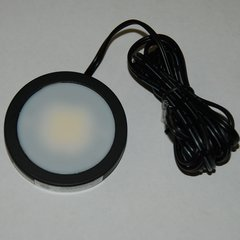 3W 3000K Black LED Pockit LED