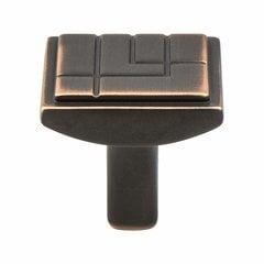 Oak Park 1-1/8 Inch Diameter Venetian Bronze Cabinet Knob