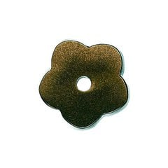 Aspen 1 Inch Diameter Light Bronze Back-plate <small>(#M1426)</small>