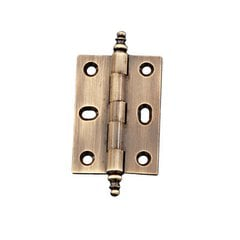 Elite Mortised Butt Hinge 63X45mm - Antique Brass <small>(#354.36.100)</small>