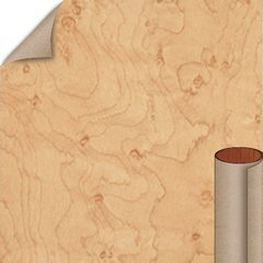 Honey Maple Textured Finish 5 ft. x 12 ft. Countertop Grade Laminate Sheet