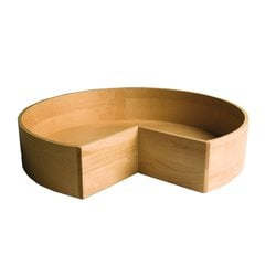 "Deep Bin Super Susan-Maple-30"" Diameter"
