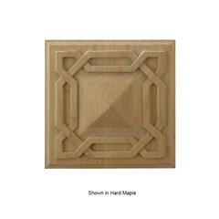 Brown Wood Deco Tile Unfinished Alder 01902078AL1