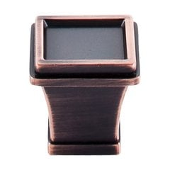 Great Wall 1-1/8 Inch Length Tuscan Bronze Cabinet Knob <small>(#TK185TB)</small>
