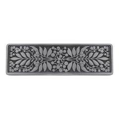 English Garden 3 Inch Center to Center Antique Pewter Cabinet Pull <small>(#NHP-679-AP)</small>