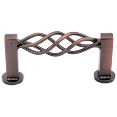 "Mission Bay Pull 3-1/4"" C/C Oil Rubbed Bronze"