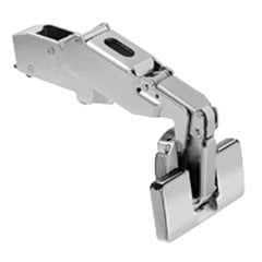 Clip-top 170 Degree Hinge Half Overlay / Self-Closing Inserta