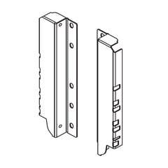 """TandemBox Rear Fixing Bracket L/R """"D inch Nickel <small>(#Z30D000SL-N)</small>"""