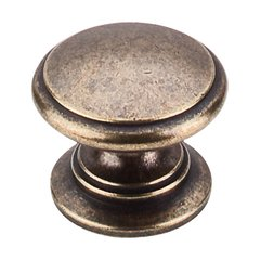Somerset 1-1/4 Inch Diameter German Bronze Cabinet Knob <small>(#M355)</small>