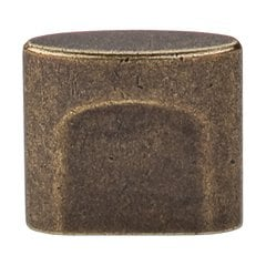 Sanctuary 3/4 Inch Center to Center German Bronze Cabinet Knob <small>(#TK73GBZ)</small>