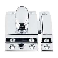 Additions 2 Inch Length Polished Nickel Latch <small>(#M1784)</small>