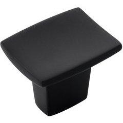 Channel Knob 1-1/4 inch Diameter Matte Black