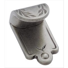 Nature's Splendor 1-7/8 Inch Length Weathered Nickel Cabinet Knob <small>(#BP1583WN)</small>