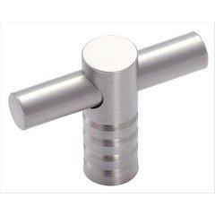 Stainless Steel 2 Inch Diameter Stainless Steel Cabinet Knob