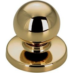 Functional 1-1/4 Inch Diameter Knobs with Antigue English Finish