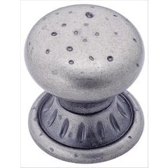 Ambrosia 1-1/4 Inch Diameter Weathered Nickel Cabinet Knob