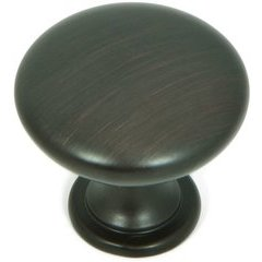 Princeton 1-1/4 Inch Diameter Polished Chrome Cabinet Knob <small>(#CP2175-PC)</small>