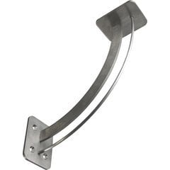 """San Juan Elevated Countertop Support 11"""" X 11"""" - Brushed Sta"""