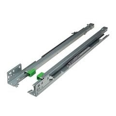 15 Inch Maxcess 16 Undermount Drawer Slides for Face Frame