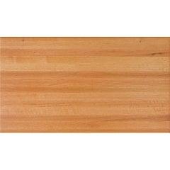 72 Inch x 24 Inch x 1-1/2 Inch Rectangular Butcher Block Kitchen Countertop - Oak