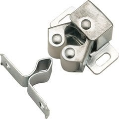 1 Inch Double Roller Catch - Cadmium