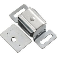 1-7/8 Inch Double Magnetic Catch - Cadmium