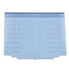 Amerock Hardware Installation Template For Drawers