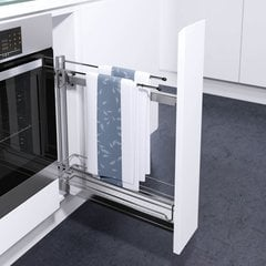 K150 Base Pullout with Towel Holder