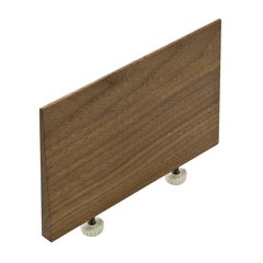 "Hafele Walnut Divider 4-15/16"" Long 556.49.750"