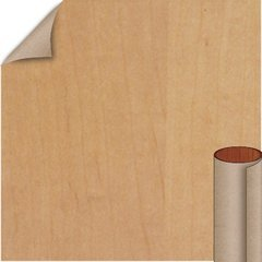 Siren Maple Textured Finish 4 ft. x 8 ft. Vertical Grade Laminate Sheet