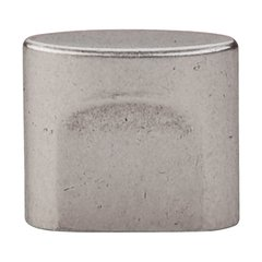 Sanctuary 3/4 Inch Center to Center Pewter Antique Cabinet Knob <small>(#TK73PTA)</small>