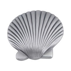 Sea 2 Inch Diameter Pewter Cabinet Knob