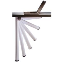 """Click Foldable Leg Alumina 27-3/4""""H <small>(#656-7S-AO)</small>"""