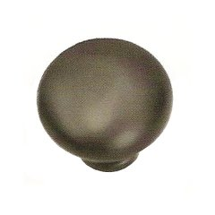 Kensington 1-3/8 Inch Diameter Oil Rubbed Bronze Cabinet Knob