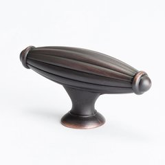 Advantage Plus 5 2-9/16 Inch Length Verona Bronze Cabinet Knob <small>(#9390-10VB-P)</small>