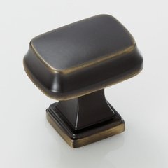 Revitalize 1-1/4 Inch Diameter Venetian Bronze Cabinet Knob <small>(#BP55340VB)</small>