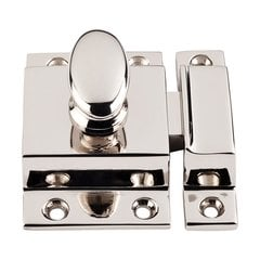 Additions 2 Inch Length Polished Nickel Latch