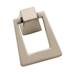 Blackrock 1-13/16 Inch Length Satin Nickel Cabinet Pull <small>(#BP55274G10)</small>