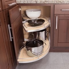 """Slide Corner 2 Blind Corner Pull-Out 42"""" W - Right Hand <small>(#9000 2992)</small>"""