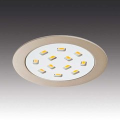 R68-LED Stainless Spotlight - Warm White