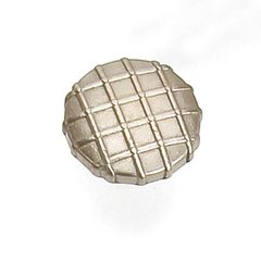 Midtown 1-1/4 Inch Diameter Satin Nickel Cabinet Knob