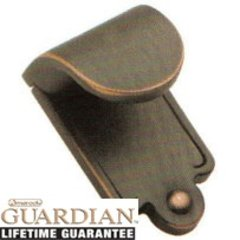 Inspirations 1-7/8 Inch Length Oil Rubbed Bronze Cabinet Knob <small>(#BP1593ORB)</small>