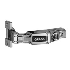 3904 Half Overlay 165 Degree Self-Closing Hinge