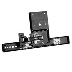 "Accuride 123 Pocket Door Slide 28"" With Hinges <small>(#CB123D-28)</small>"