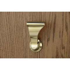 SOSS UltraLatch for 1-3/8 Inch Door Fire Rated Bright Brass, PVD