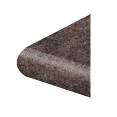 Wilsonart Crescent Bevel Edge Bella Noche - 12 Ft