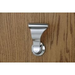 Closet UltraLatch for 1-3/8 inch Door Bright Chrome
