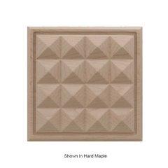 Large Apex Tile Unfinished Alder <small>(#01902517AL1)</small>